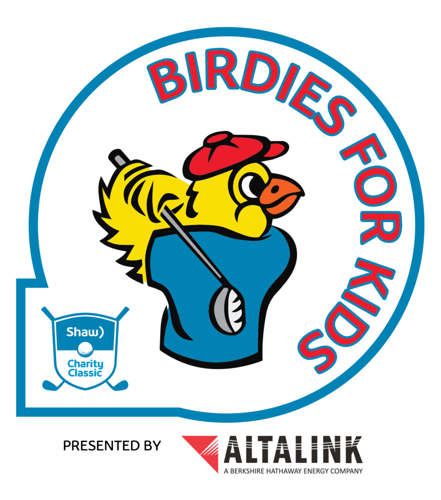 Birdies for Kids - Full Colour Shield