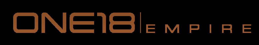 one18-empire-logo-design-horizontal-version